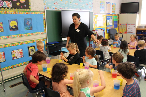 Pre-K Intro Science